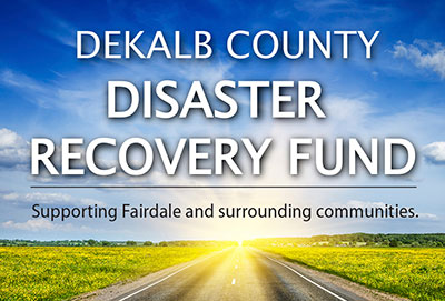 DeKalb County Disaster Recovery Fund