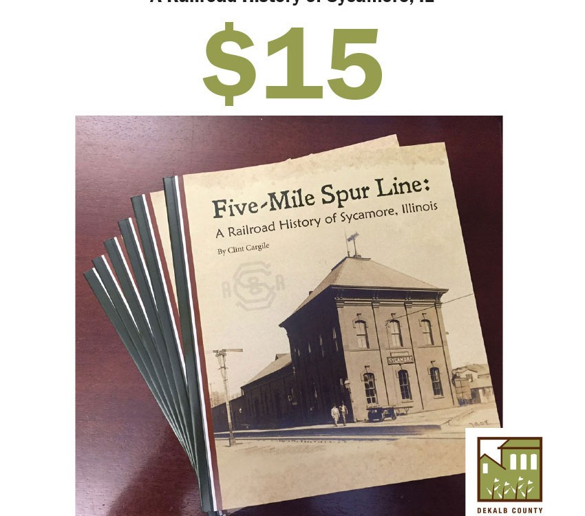 Five-Mile-Spur Line Book Flyer