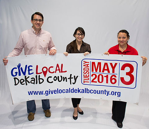 Give Local DeKalb County Committee Members