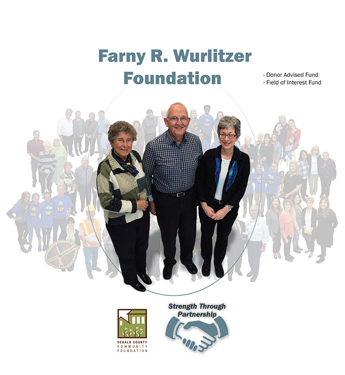 Farny R. Wurlitzer Foundation - Strength Through Partnership