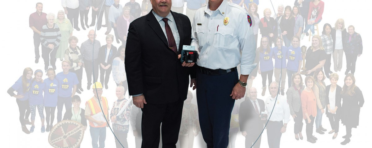 Sycamore Fire Department and Family Services Agency - Strength Through Partnership