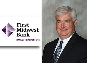 Michael A. Cullen, Regional President, First Midwest Bank