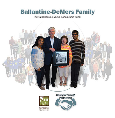 Strength Through Partnership - Ballantine DeMers Family