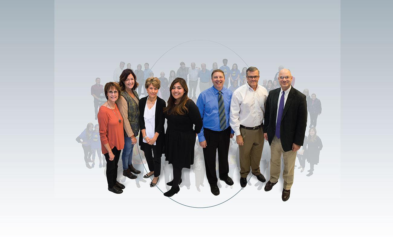 Strength Through Partnership – Board of Directors