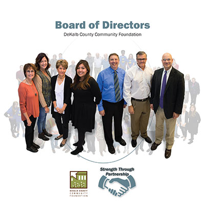 Strength Through Partnership – Board of Directors