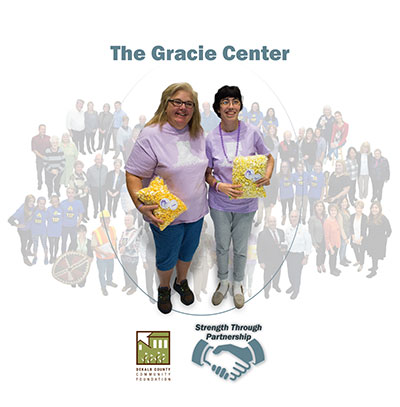 The Gracie Center - Julie Craig, Program Director; Susan Covatta