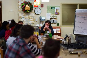 Four-part cooking class series, Victor F. Barresi Memorial Fund