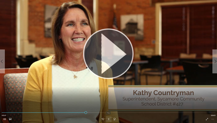 DeKalb County Community Foundation, Together With You Video - Kathy Countryman