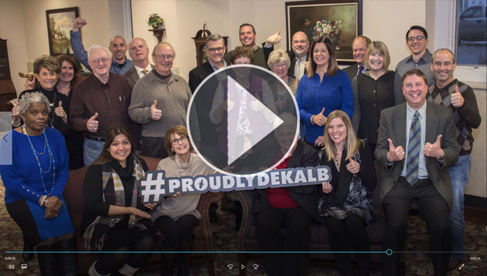 DeKalb County Community Foundation, Together With You Video - Board of Directors