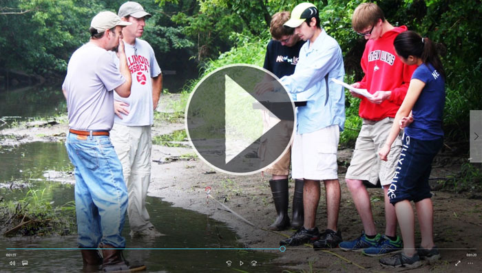 DeKalb County Community Foundation, Together With You Video - Watershed