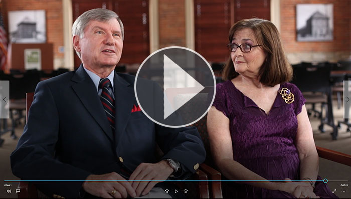DeKalb County Community Foundation, Together With You Video - Jerry & Annette Johns