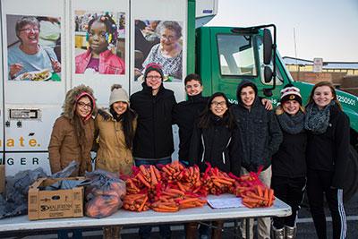 YEP Grant 2016 - Mobile Pantry, Northern Illinois Food Bank