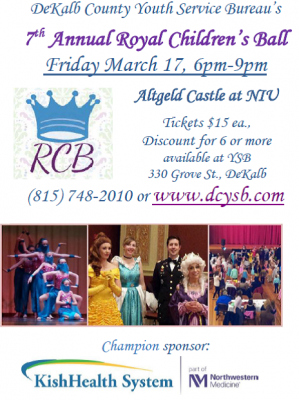 Royal Childrens Ball