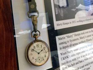 "Martin ""Marty"" Hampa's Watch"