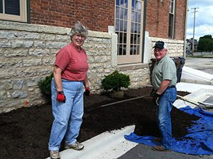 DeKalb County Community Foundation, Board Member, Sycamore Depot