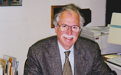 James Andrews, Ph.D.
