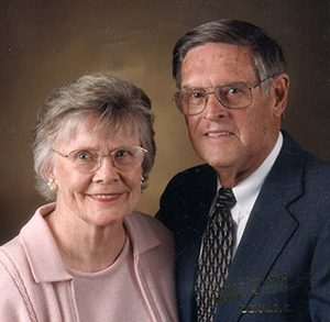 Charlie & Mary Roberts, philanthropists, DeKalb County Community Foundation