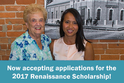 Renaissance Scholarship. DeKalb County Community Foundation