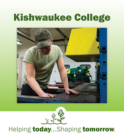 DeKalb County Community Foundation, Kishwaukee College Welding Program, Helping today...Shaping tomorrow.
