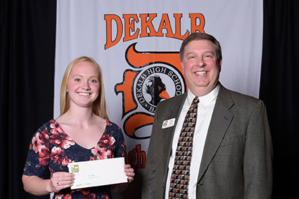 CHS Elburn Scholarship, DeKalb County Community Foundation