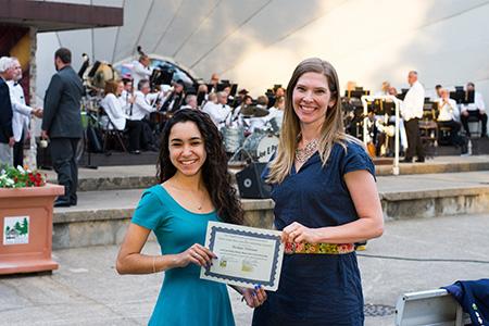 DeKalb COunty Community Foundation, Palmer Family Music Education Scholarship