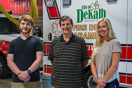 DeKalb County Community Foundation, Harold P. Wells Scholarship