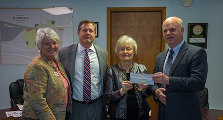 Community Economic Development Grant , DeKalb County Community Foundation