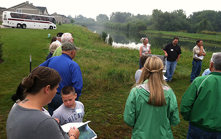 Watershed Bus Tour, DeKalb County Community Foundation