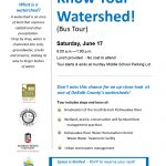 DeKalb County Watershed Bus Tour