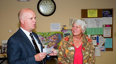 Community Economic Development Grants, DeKalb County Community Foundation