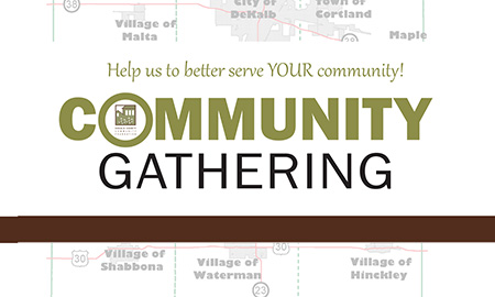Community Gatherings, DeKalb County Community Foundation
