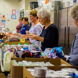 Providing Access to Local Food Pantries, DeKalb County Community Foundation