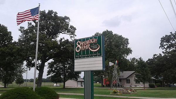 Sandwich Fair Fund, DeKalb County Community Foundation