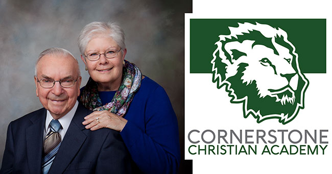 DeKalb County Community Foundation, Cornerstone Christian Academy Fund