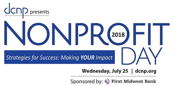 Nonprofit Day 2018, DeKalb County Nonprofit Partnership, DCNP