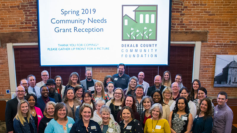 Community Needs Grants, DeKalb County Community Foundation