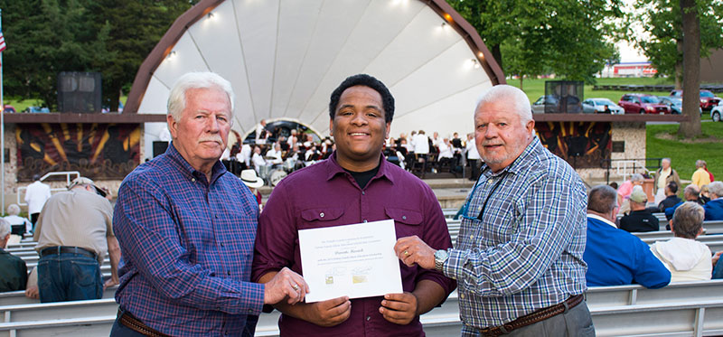 DeKalb County Community Foundation, Palmer Family Music Education Scholarship