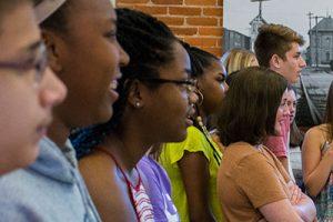 Youth Engaged in Philanthropy, YEP, DeKalb County Community Foundation