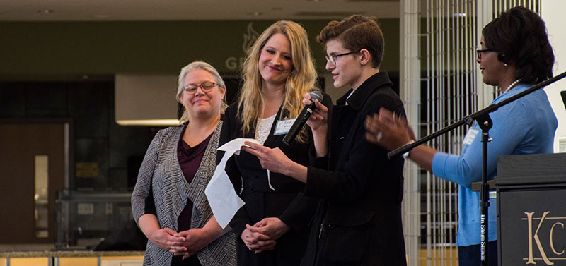 Excellence in Education Awards, DeKalb County Community Foundation, Sycamore, IL