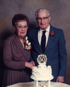 Rose and Doran Greif. DeKalb County Community Foundation