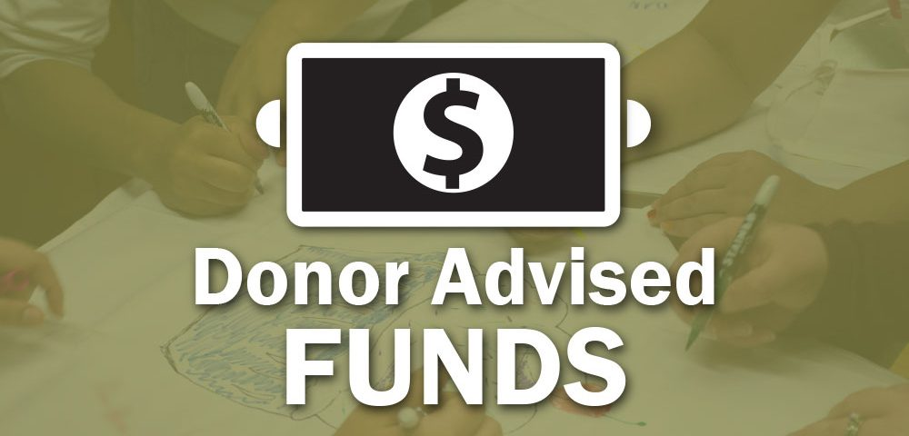 DeKalb County Community Foundation, Donor Advised Funds