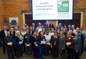DeKalb County Community Foundation, Community Needs Grants