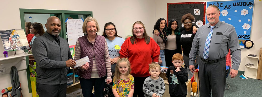 DeKalb County Community Foundation, The Promise Fund/El Fondo de la Promesa, Promise Grants, The Wiegele Family Early Childhood Literacy Fund