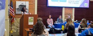 YEP, Youth Engaged in Philanthropy, DeKalb County Community Foundation