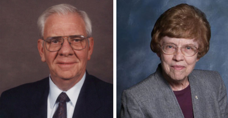 Jack E. Norling and Norma E. (Rex) Norling, DeKalb County Community Foundation