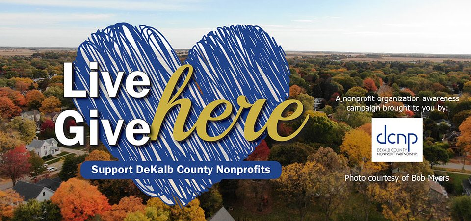 DeKalb County Nonprofit Partnership, DeKalb County Community Foundation, Live Here Give Here