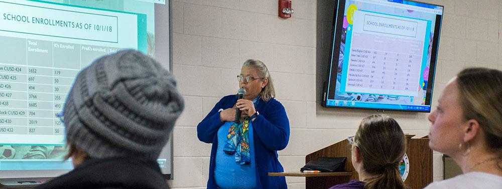 DeKalb County Community Foundation, CommunityWorks Funds, Kindergarten Readiness