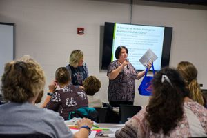 DeKalb County Community Foundation, CommunityWorks Funds, Kindergarten Readiness