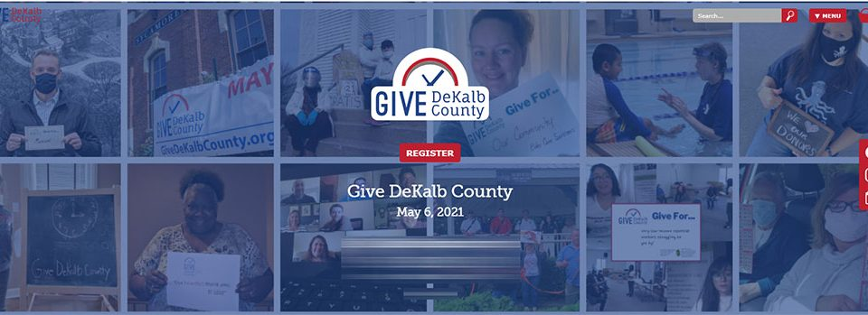 Give DeKalb County, DeKalb County Community Foundation, DeKalb County Nonprofit Partnership