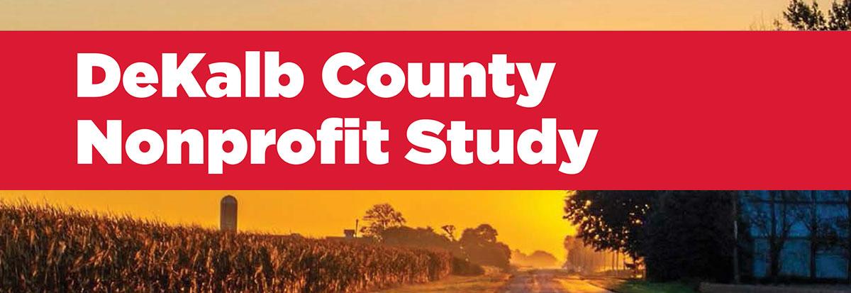 DeKalb County Community Foundation, 2021 DeKalb County Nonprofit Study